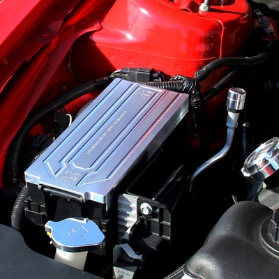 mustang fuse box cover rpidesigns com challenger radiator cover