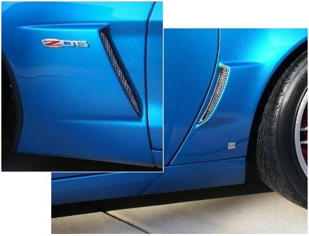 C6 Cleartastic Paint Protection; Z06/Grand Sport/427