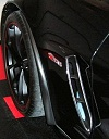 C6 Corvette Front Splash Guard Kit for Z06